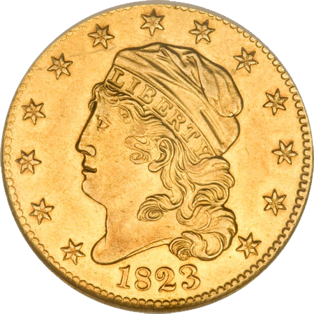 Bust Gold Coin Dealer