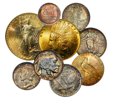 Rare Coins Buyers