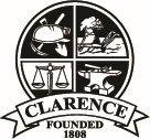 Clarence Town Seal