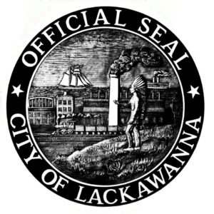 Lackawanna City Seal